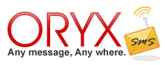 ORYX sms logo1 by safialex83