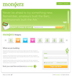 mongerz.com evangelism site