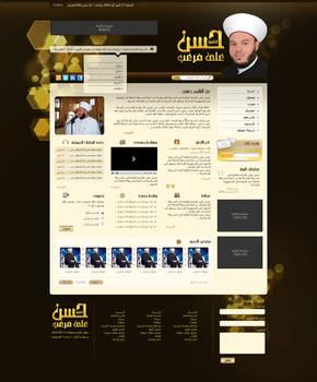 Shaikh Hassan Website Preview