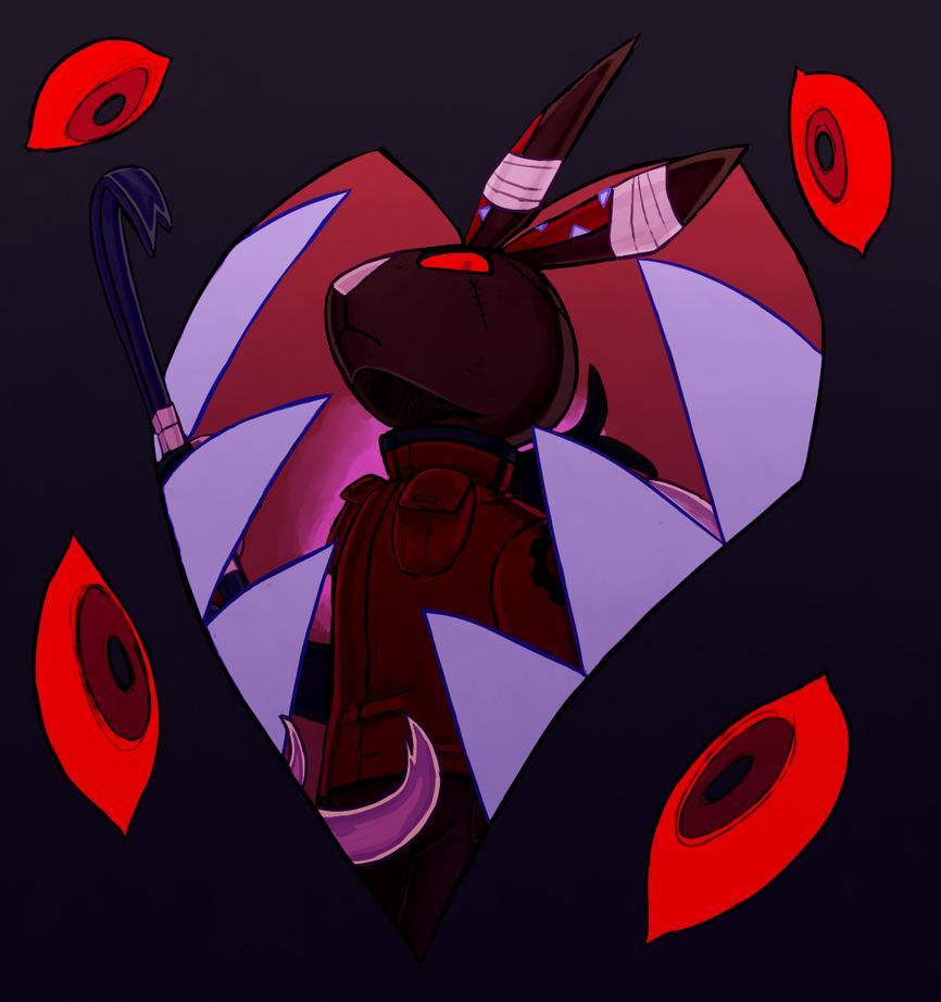[BIRTHDAY GIFT ART] RUBY RASMUS by EvilSonic2