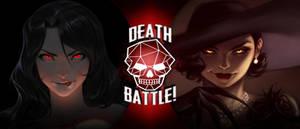 DEATH BATTLE IDEA: Lust VS Lady Dimitrescu