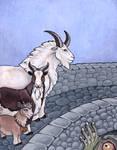 'Three Billy Goats Gruff'
