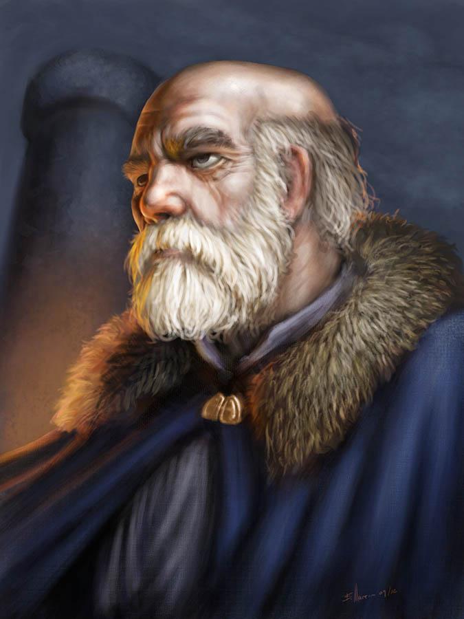 Joer Mormont 2012 by BrittMartin