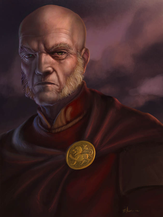 Tywin Lannister by BrittMartin