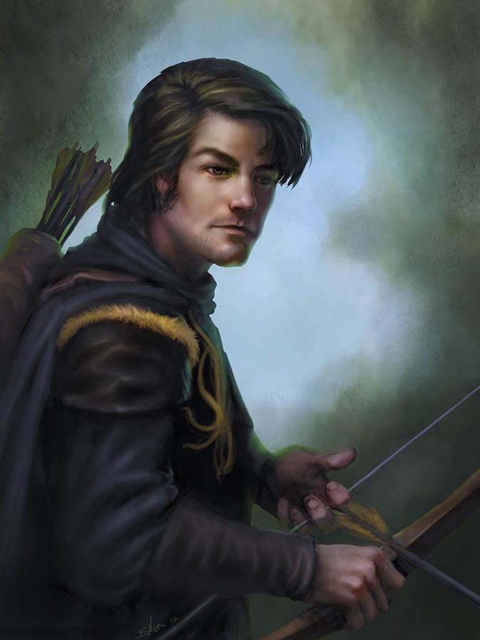 Theon Greyjoy by BrittMartin