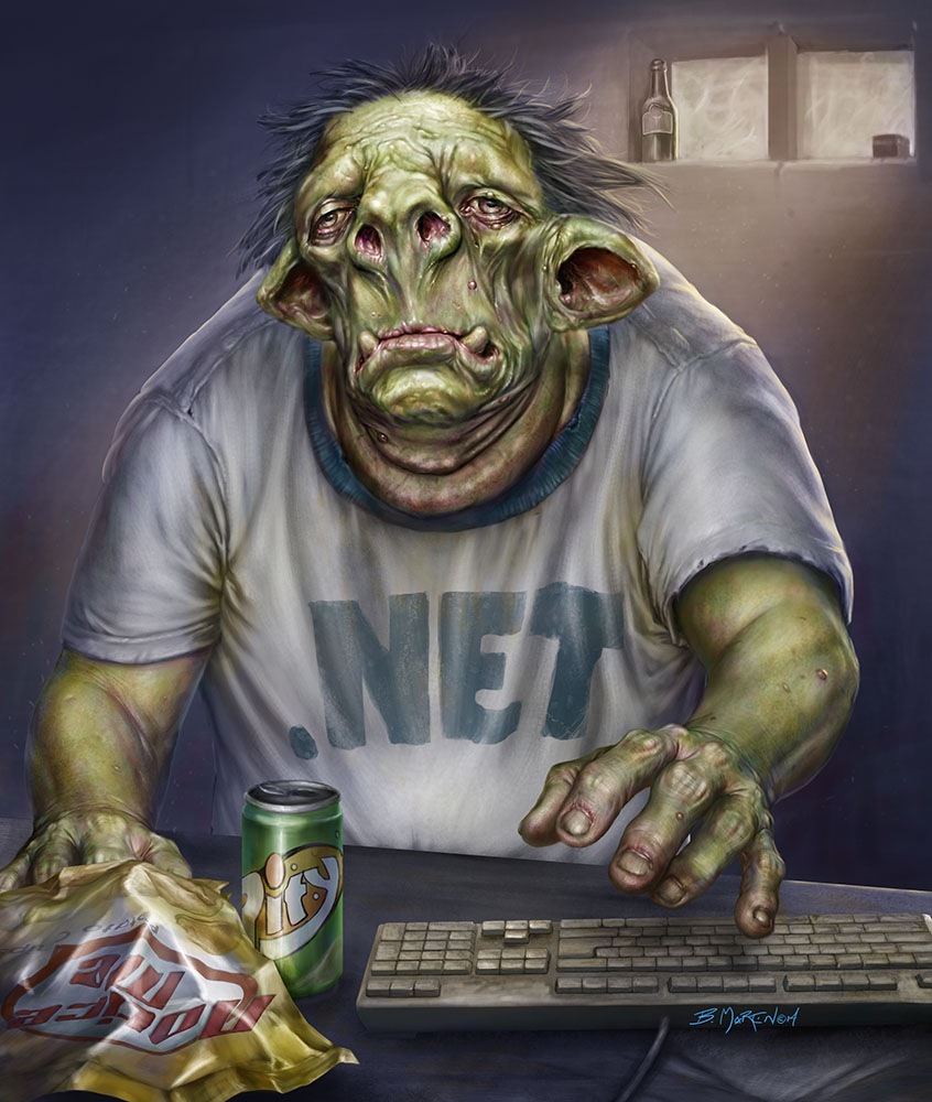 from Lucca internet dating artist troll