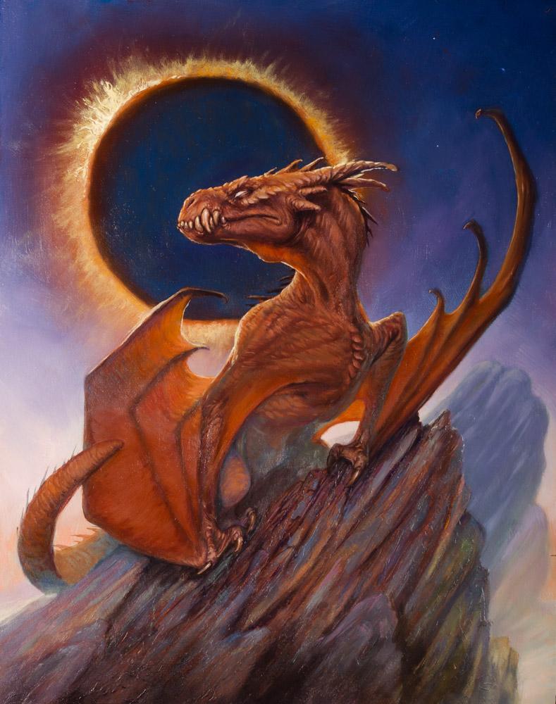 Dragon Eclipse by BrittMartin