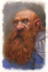 Dwarf Sketch May 2020