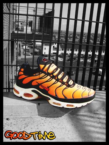 Nike Tn Tiger by Gregpolo on DeviantArt