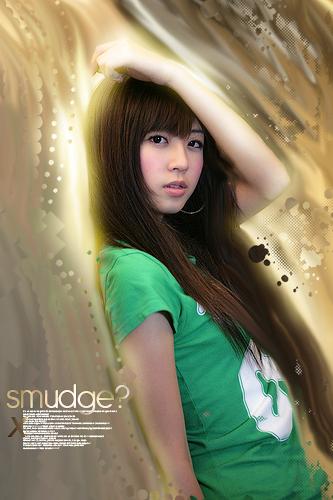 smudge? by xPaw-chanx