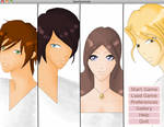 Synchronicity~Otome Game EDIT