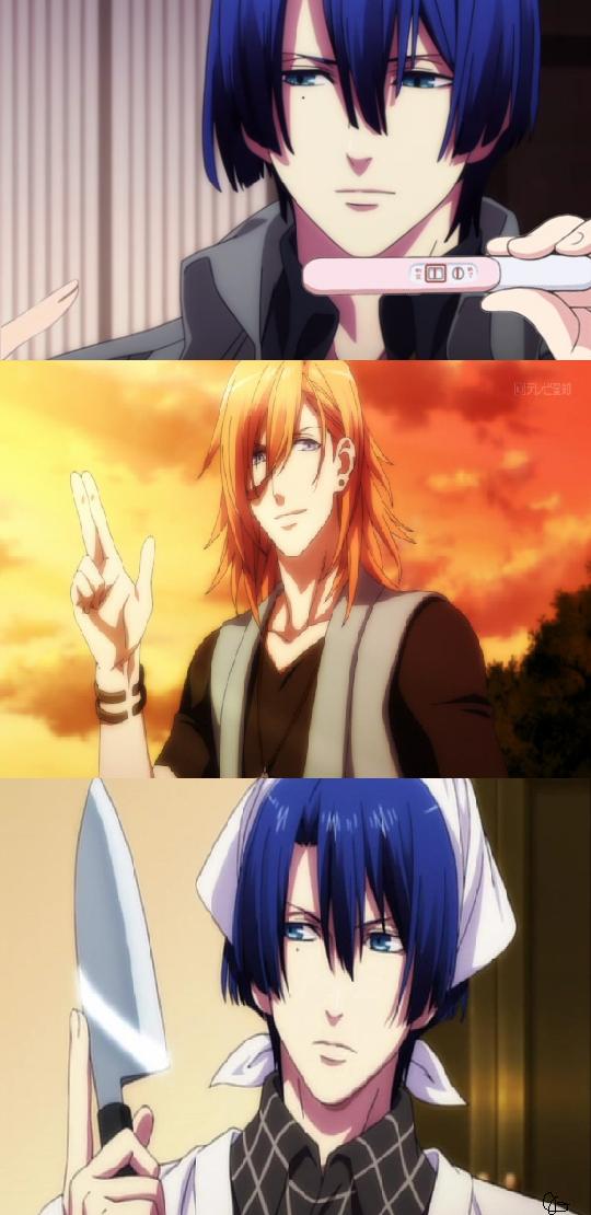 Ren x Masato Uta no prince sama Utapri meme by OwiCosplay