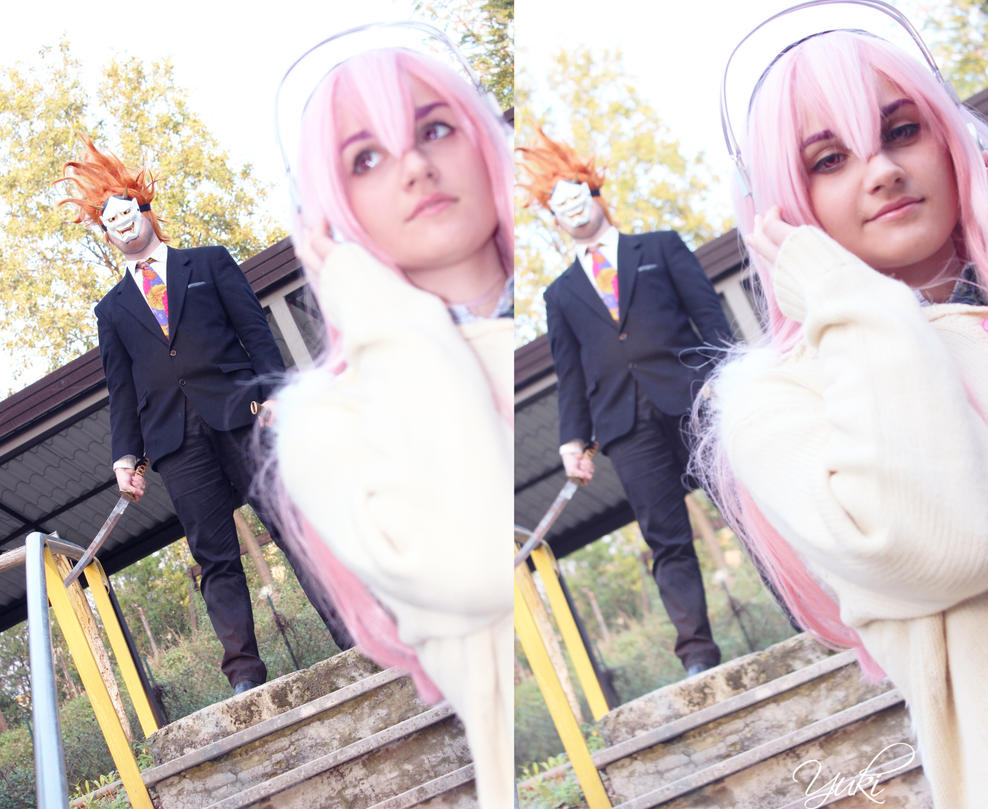 Super Sonico Cosplay by OwiCosplay