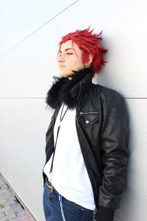 Mikoto Suoh K project by OwiCosplay