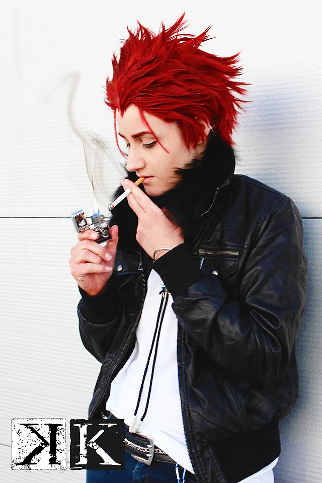 Mikoto Suoh K project Cosplay by OwiCosplay