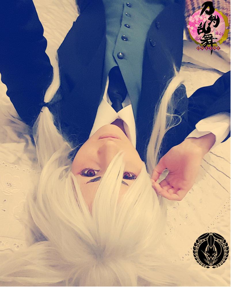 Kogitsunemaru_Touken Ranbu Online by OwiCosplay