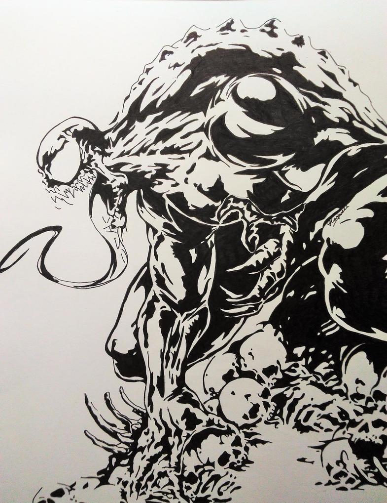 Venom by SarahCarswell