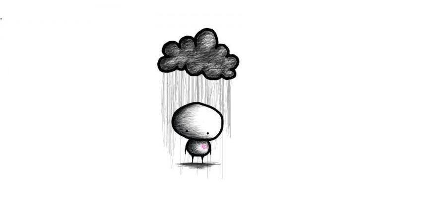 Gloomy by Mouna-kun