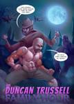 Duncan and Rogan: Fan Art