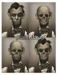 Abe Skull Warhol