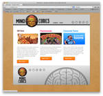 Mind Comic Website