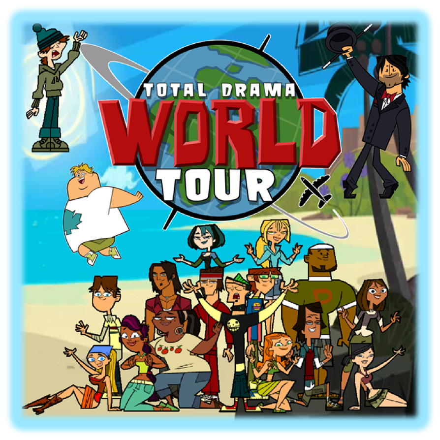 Buy Total Drama World Tour Dvd