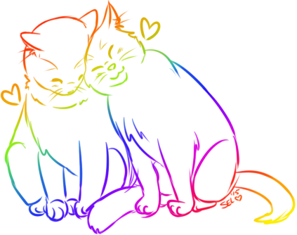 Love Is Love: Kitty Edition by TimidCute