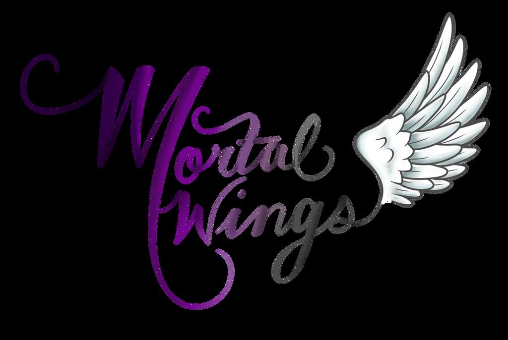 Mortal Wings | Logo by MaddieJK