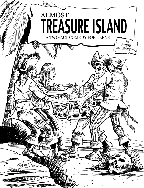 Almost Treasure Island Play