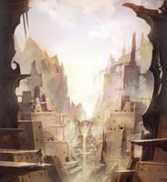 Ruin of the King by puyoakira