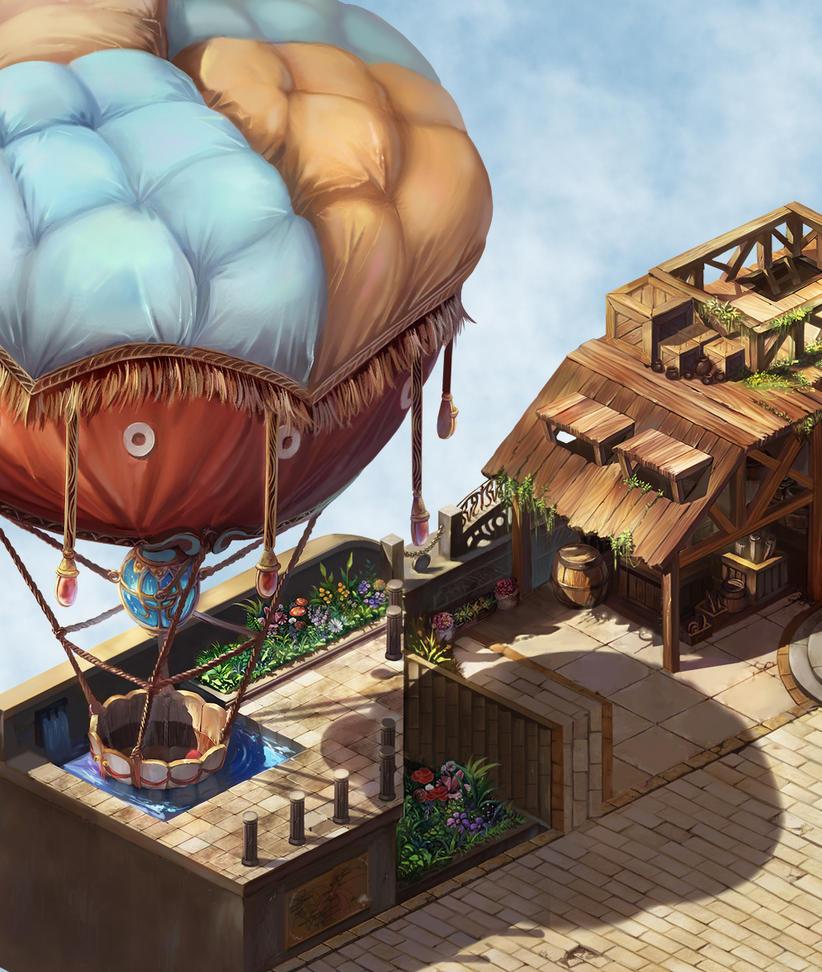 Game Project 04 by puyoakira