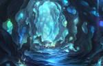 blue village underground