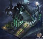 Dracula's Stair Full map