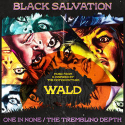 Cover for Black Salvation single