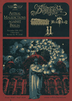 Astral Maledictions against Berlin