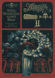 Astral Maledictions against Berlin by Skinperforator