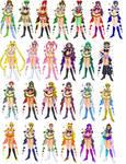 Galactic Group senshi