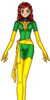 Jean Grey Phoenix by PlanetXiN