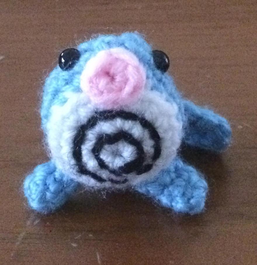Tiniwag crochet by PlanetXiN