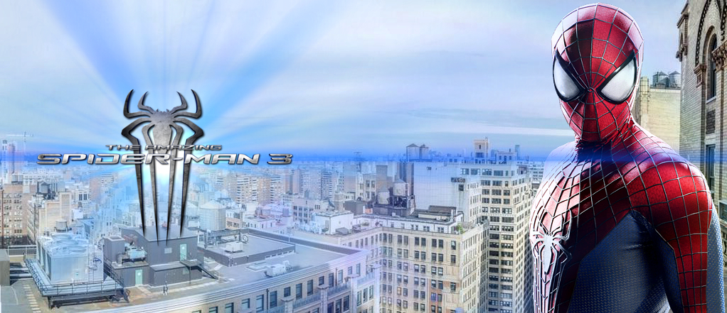 The Amazing Spider-Man 3 Promo Banner by PaulRom