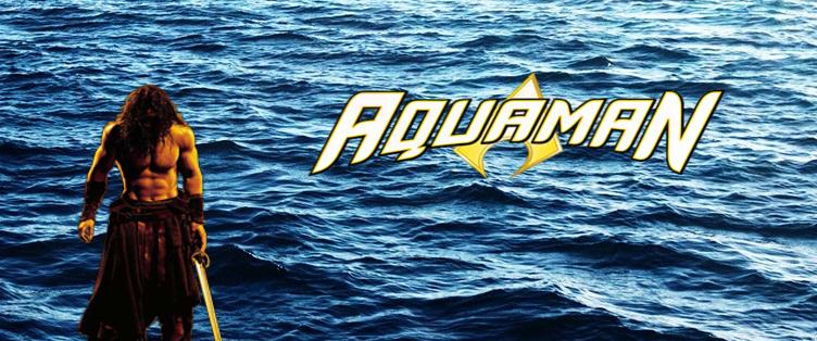 Aquaman Movie Banner #2 by PaulRom