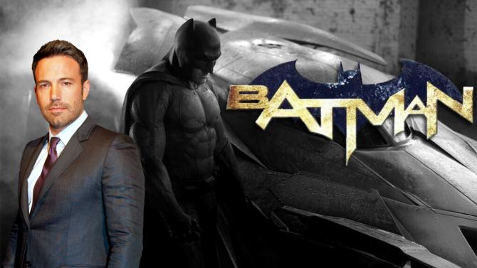 Batman - Ben Affleck by PaulRom