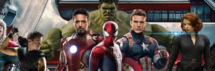 Marvel Cinematic Universe Banner