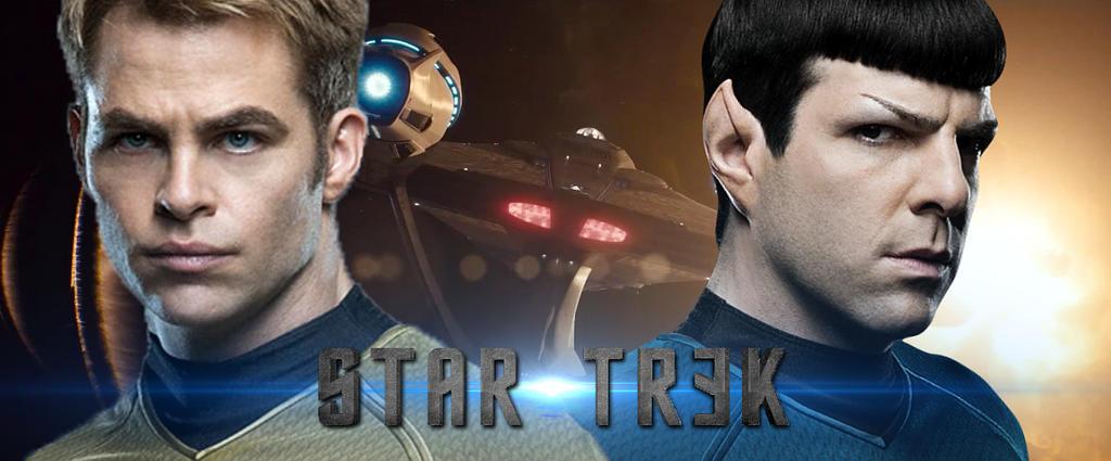 Star Trek 3 Banner by PaulRom