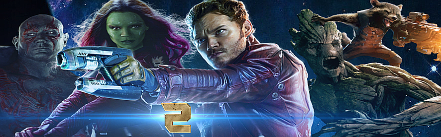 Guardians of the Galaxy 2 Banner by PaulRom