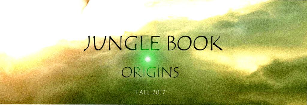 Jungle Book: Origins Logo by PaulRom