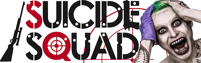 Suicide Squad Movie Banner - Joker by PaulRom