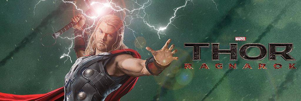 Thor: Ragnarok Banner by PaulRom