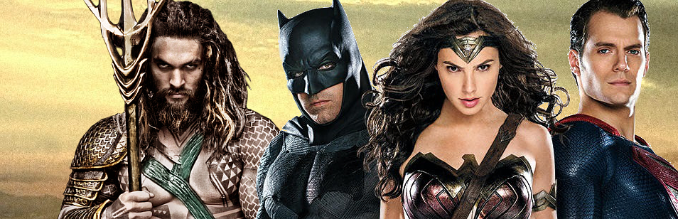 Batman v Superman/Justice League Banner by PaulRom