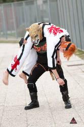 Kings On Tekken Cosplay Club Deviantart